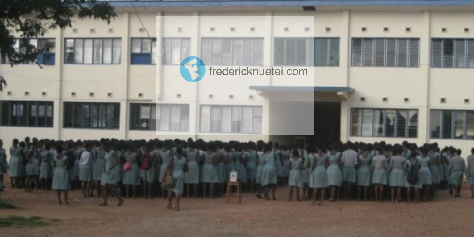 55 Persons Test Positive For Covid-19 At Accra Girls Senior High School