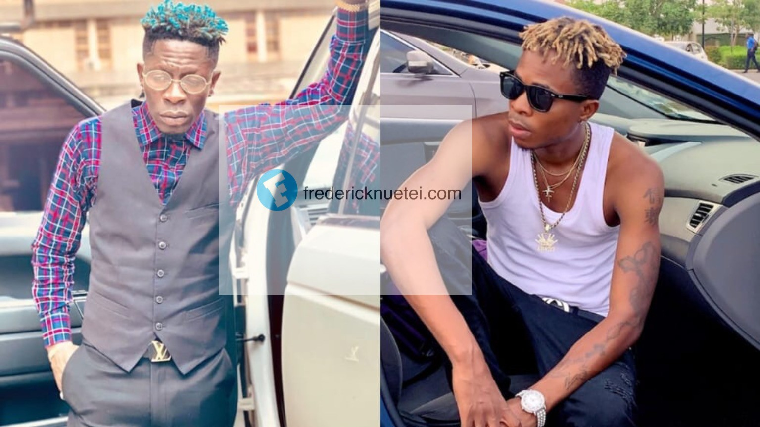 Shatta Wale Has Blocked Me On WhatsApp And Facebook, Natty Lee Tells His Side Of The Story