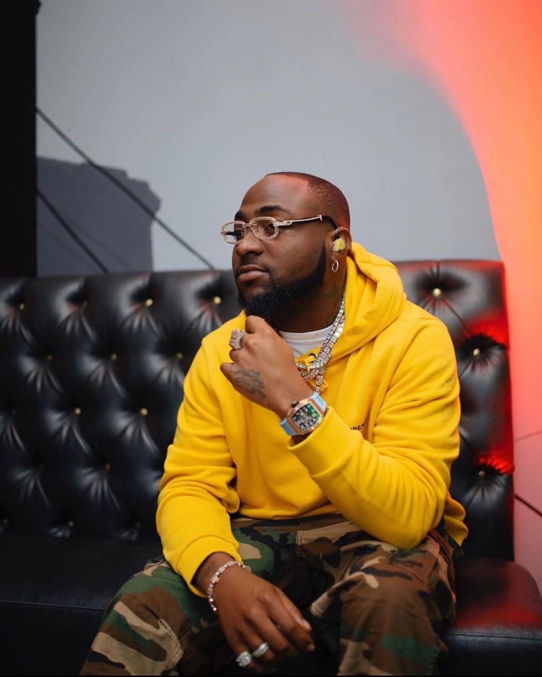'l Was Mocked At US College For Being Black' – Davido