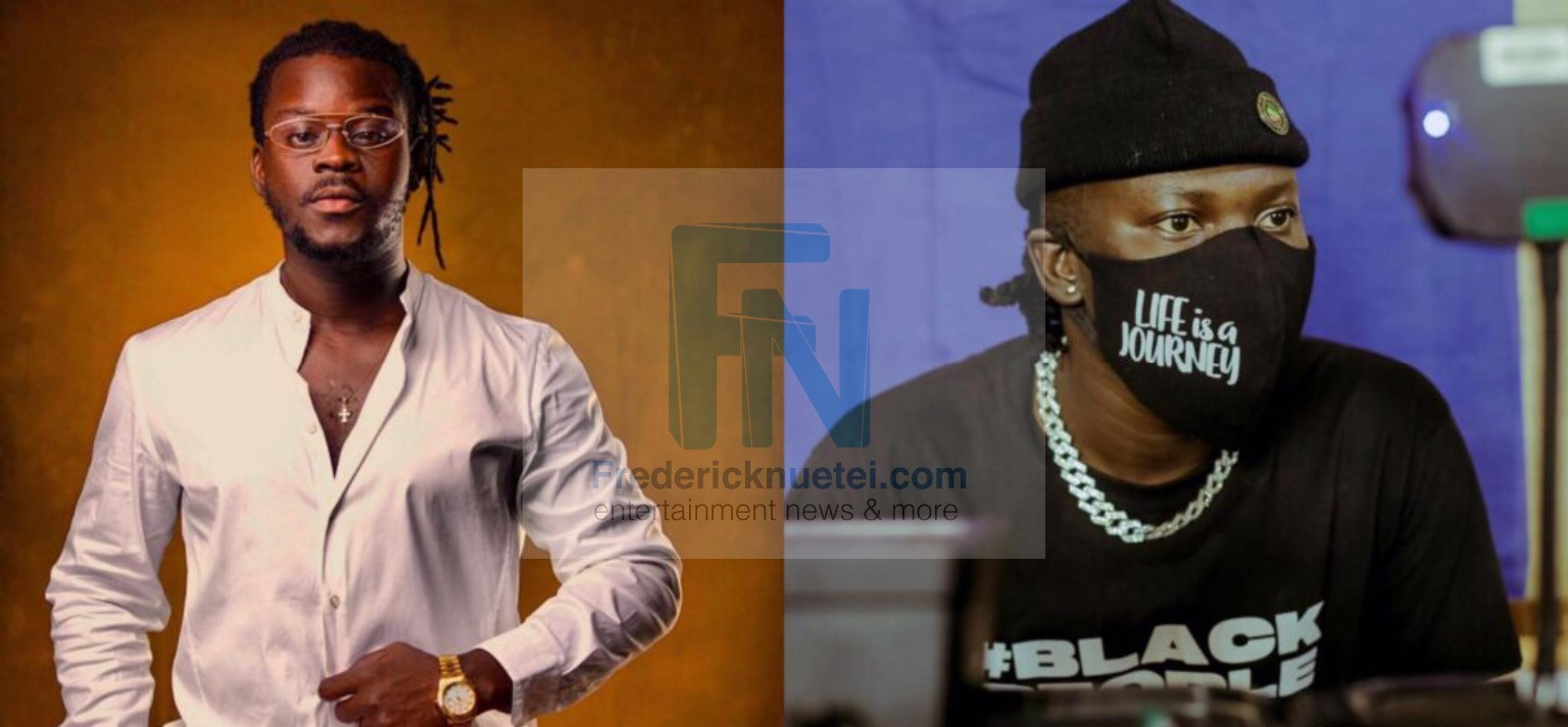 'The Clash Is Good For The Game, But Don't Ever Say Wrong Words To Samini' - Jupiter To Stonebwoy