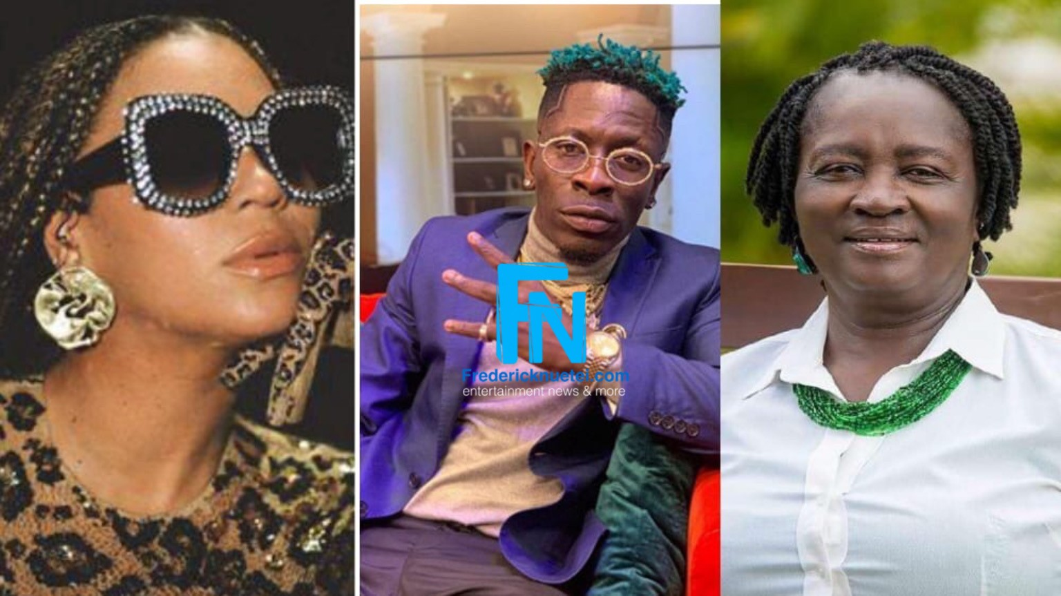 Congratulations To Shatta Wale & All Those Involved In The Great Collaboration With Beyoncé - Prof. Naana Jane Opoku-Agyemang