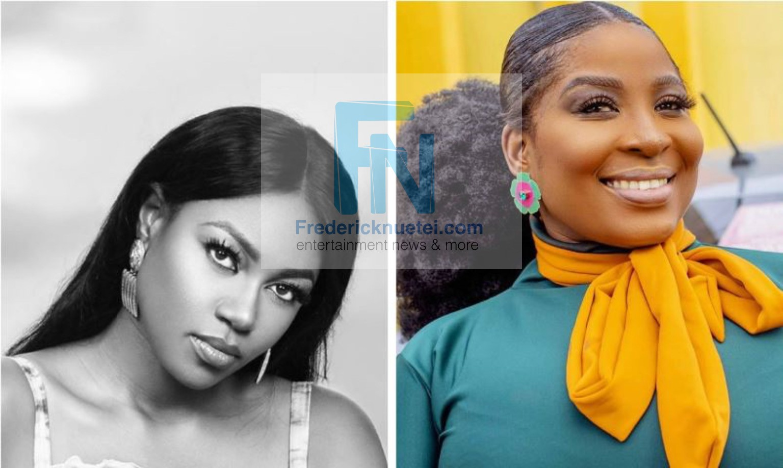 'Your Hate Did Not Start Today' - Filmaker Yvonne Nelson Brands Fellow Actress Gloria Sarfo As A Hater
