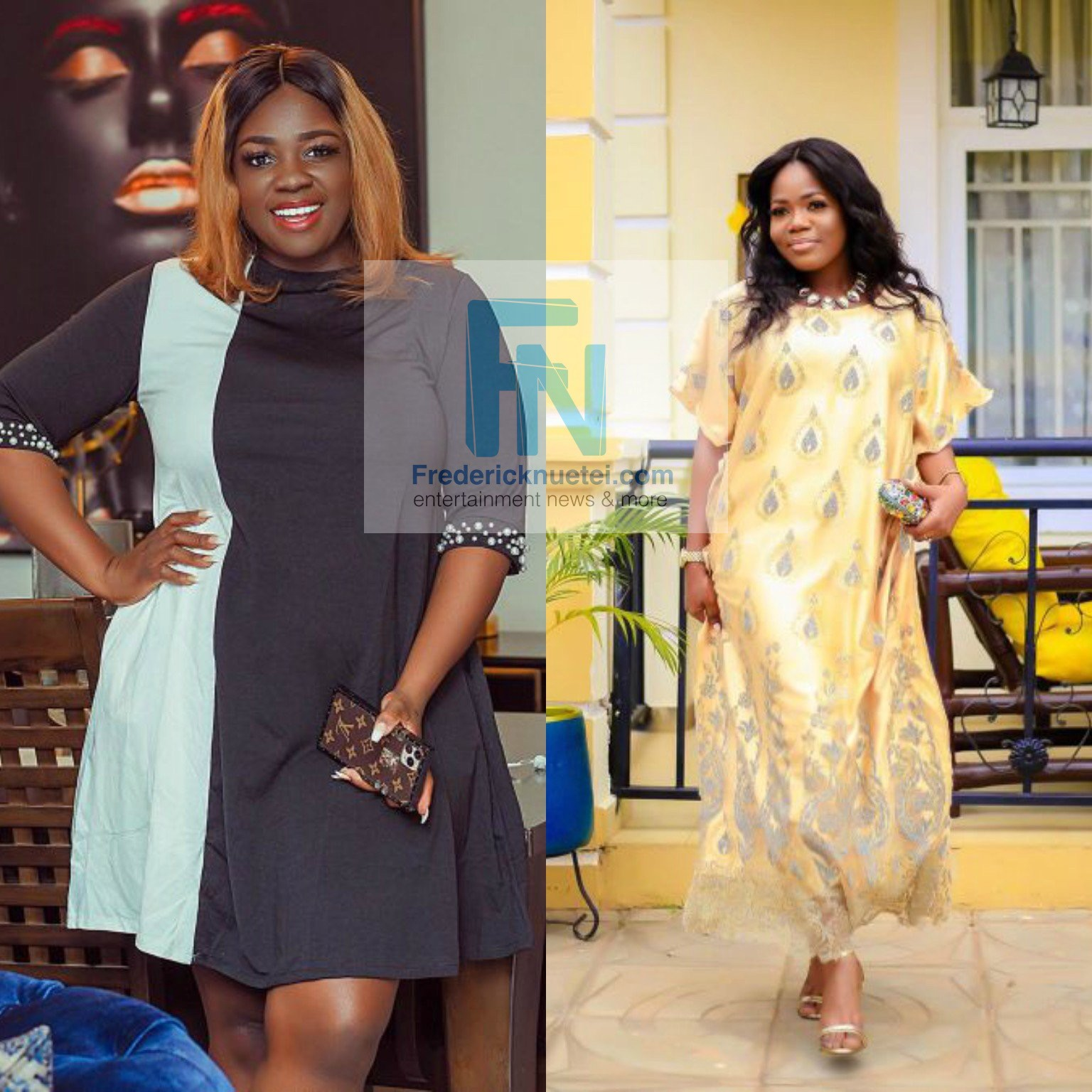 'To Those Who Make Mockery Of Old Age, May You Not Live To Experience The Joy And Beauty Of It' - Mzbel To Tracey Boakye