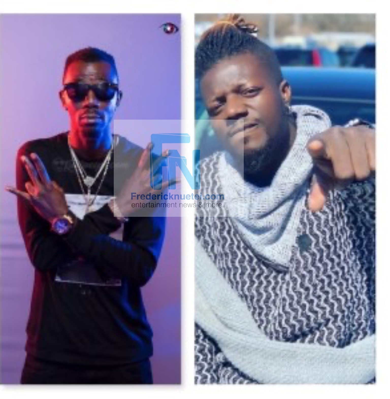 Sing Praises Of Shatta Wale's Efforts Instead Of Mockery - Joint 77 Advice To Pope Skinny