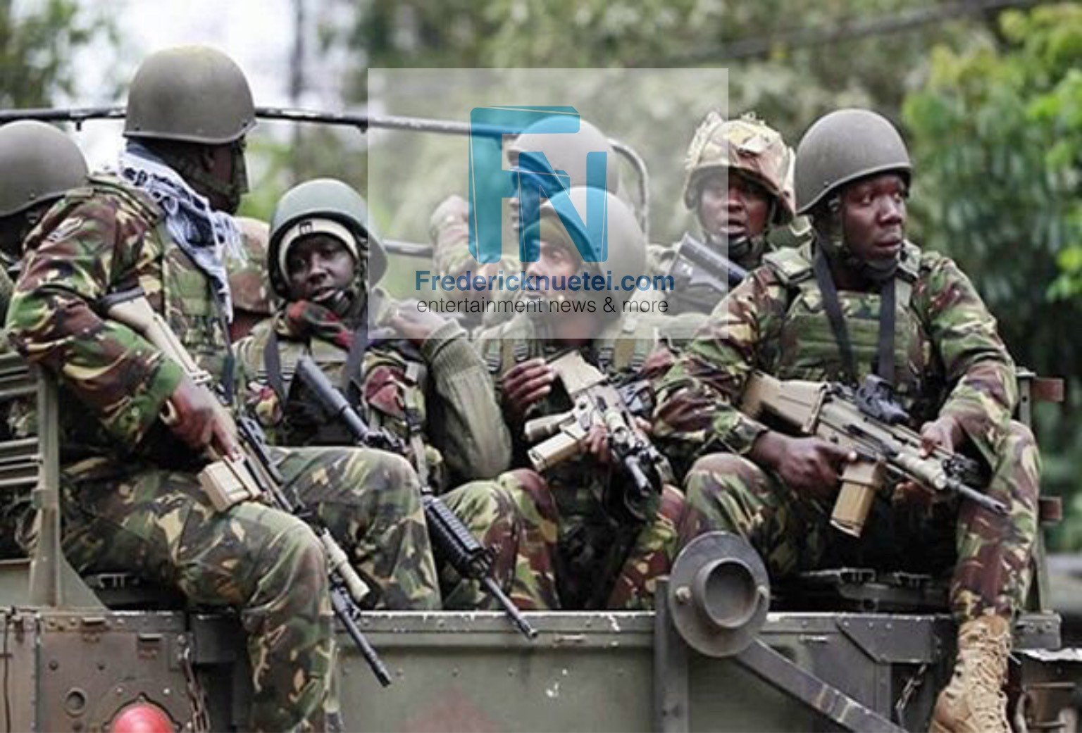 Deployment Of Military In Banda: Minority Storms Constituency To Assist Ewe Settlers Register