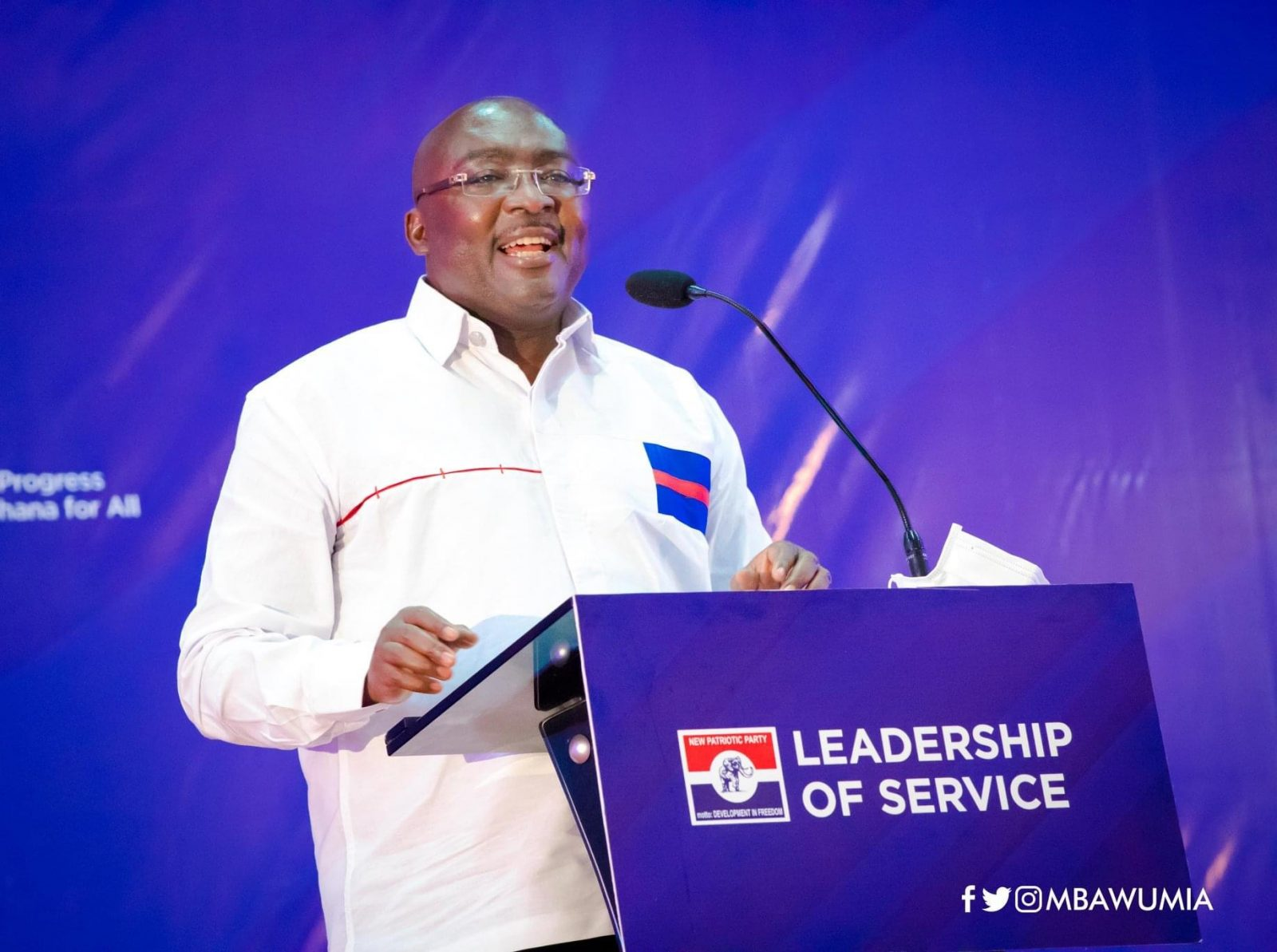 The Vice President made this known when the ruling NPP launched their manifesto over the weekend at Cape Coast