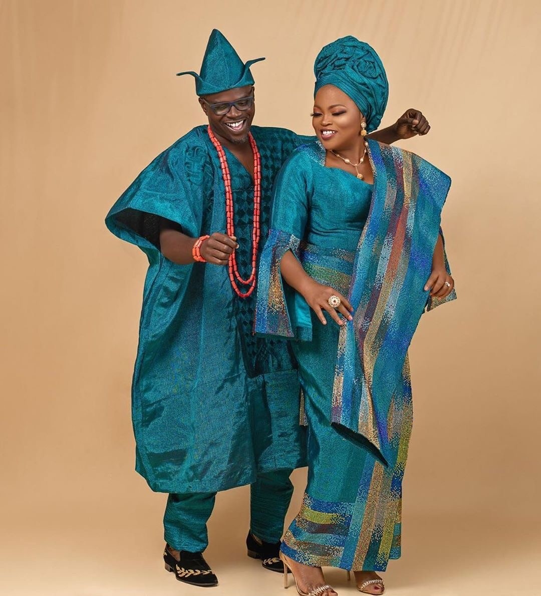 Nollywood Actrees, Funke Akindele Bello And Husband Celebrates 4th Marriage Anniversary