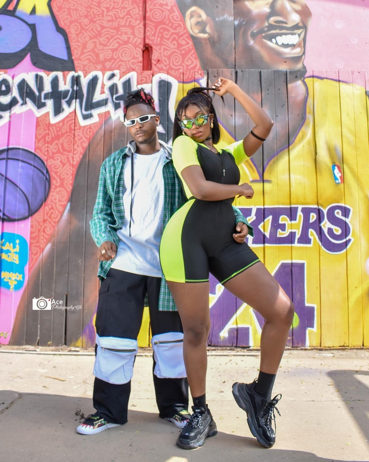KelvynBoy Came With Yaa Pono To Apologise To Me - Wendy Shay