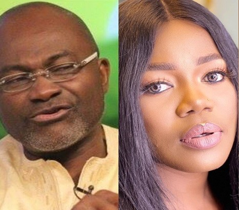 Singer Mzbel Exposes Kennedy Agyapong
