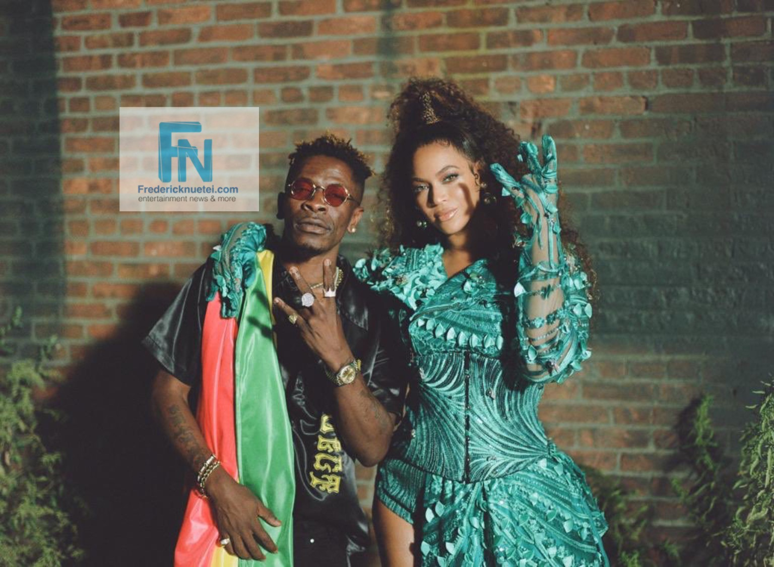 Details On How Shatta Wale Sneaked Out Of Ghana To Shoot His Part Of 'Already' Music Video With Beyoncé In The States