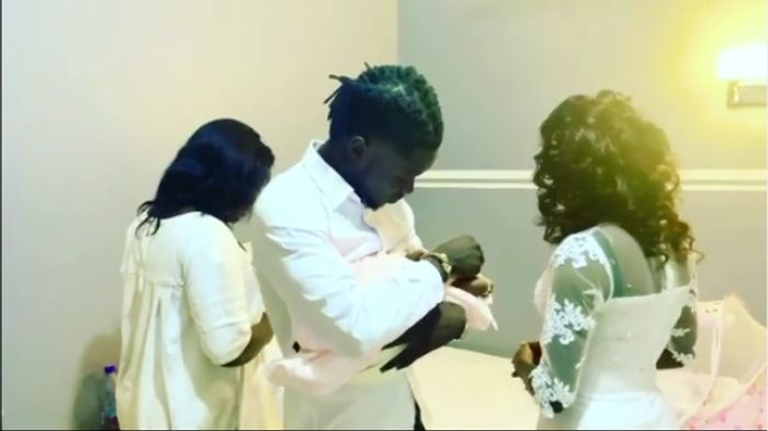 Singer Kuami Eugene Welcomes A Baby Girl ?