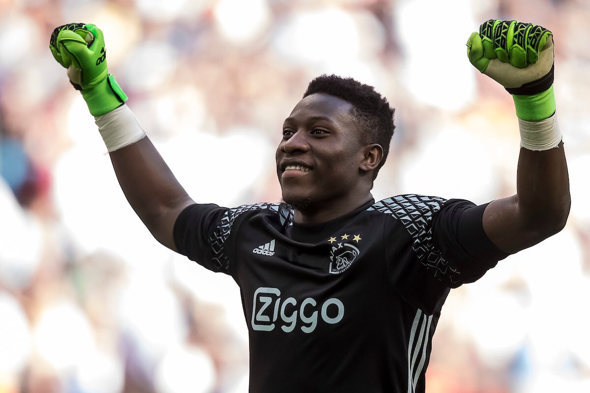 Cameroon And Ajax Goalkeeper, André Onana Is Providing Electricity For Mother's Entire Hometown, Ossoessam In Cameroon