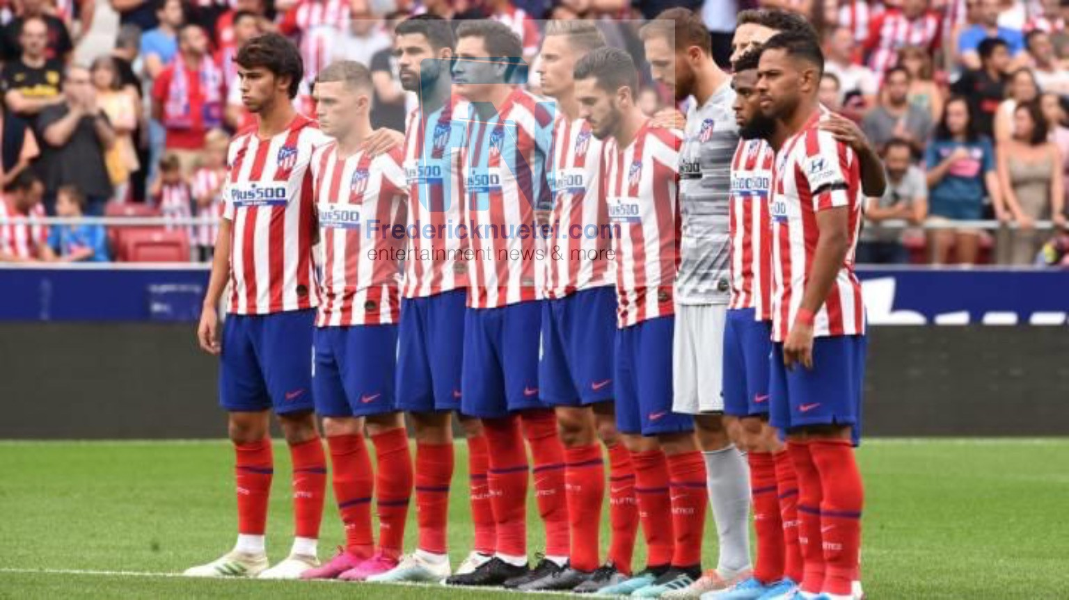 BREAKING NEWS: Two Atletico Madrid Players Have Tested Positive For Coronavirus