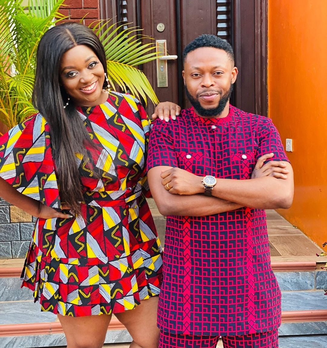 You Are Not Arrogant Like Others - Actor Kalybos Showers Praises On Jackie Appiah