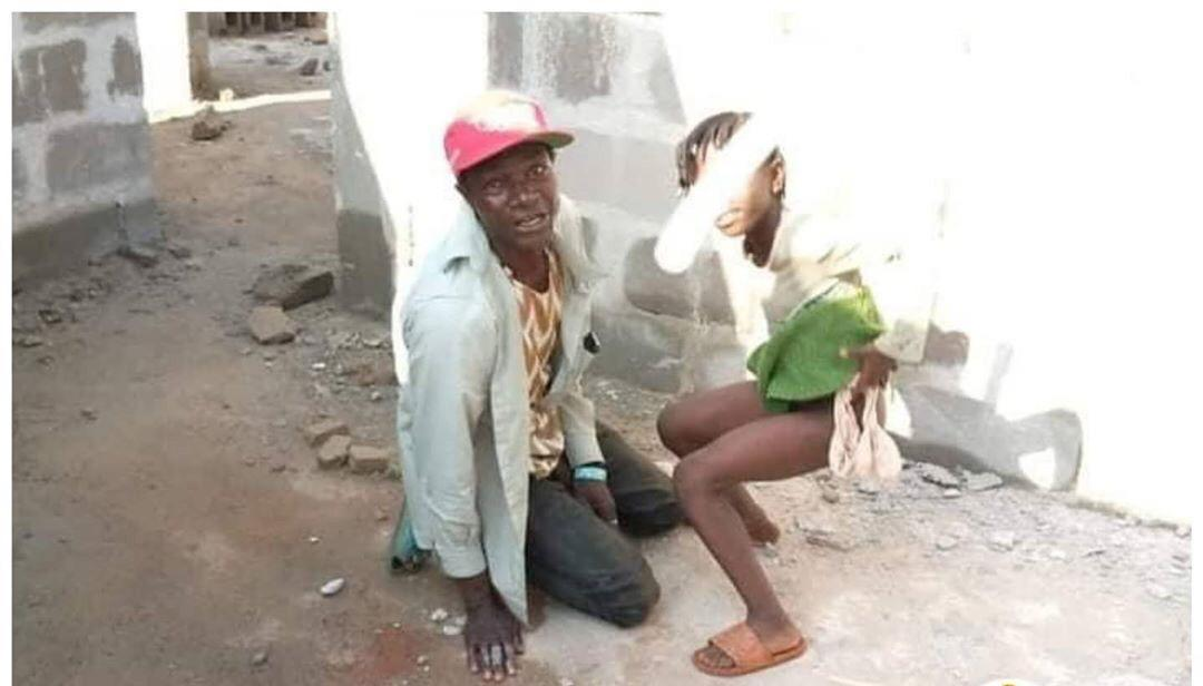 Security Guard Allegedly Caught Sleeping With An Eight-Year-Old Girl In Asaba, Delta State