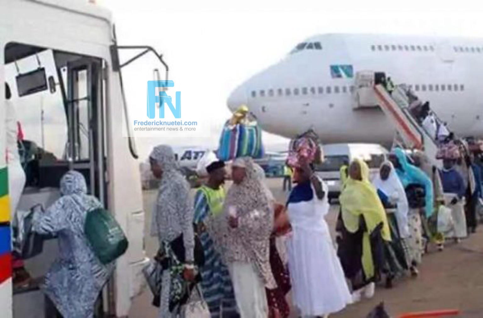Nigerian Ladies Stranded In Saudi Arabia Cry Out For Help