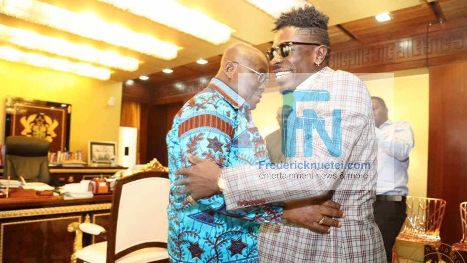 Indeed Shatta Wale Is A King - Nana Akufo-Addo Congratulates Him On His 'Already' Music Video With Beyoncé