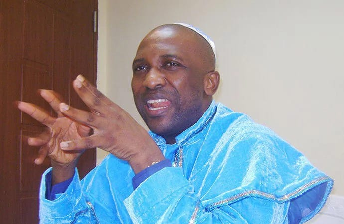 No President, No Governor, Nobody Can Take Over My Church - Primate Ayodele Blows Hots