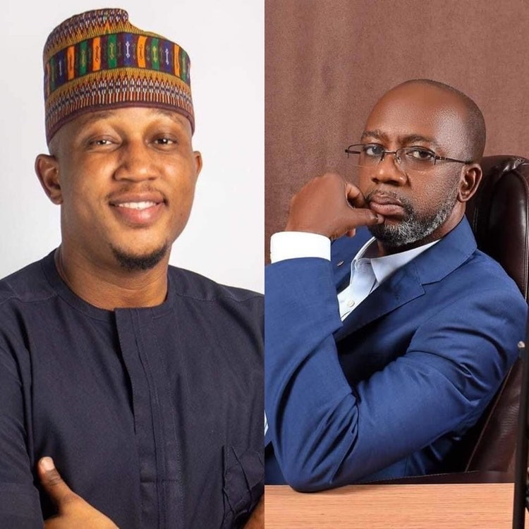 Sadique Abdulai And Rex Omar Made Spokespersons For The NDC On Creative Arts Ahead Of 2020 Elections