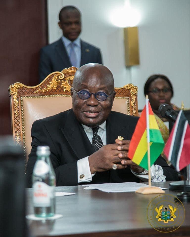 I Am Not Deceitful, Trust Me With Your Mandate - President Nana Akufo-Addo 'Begs' Ghanaians