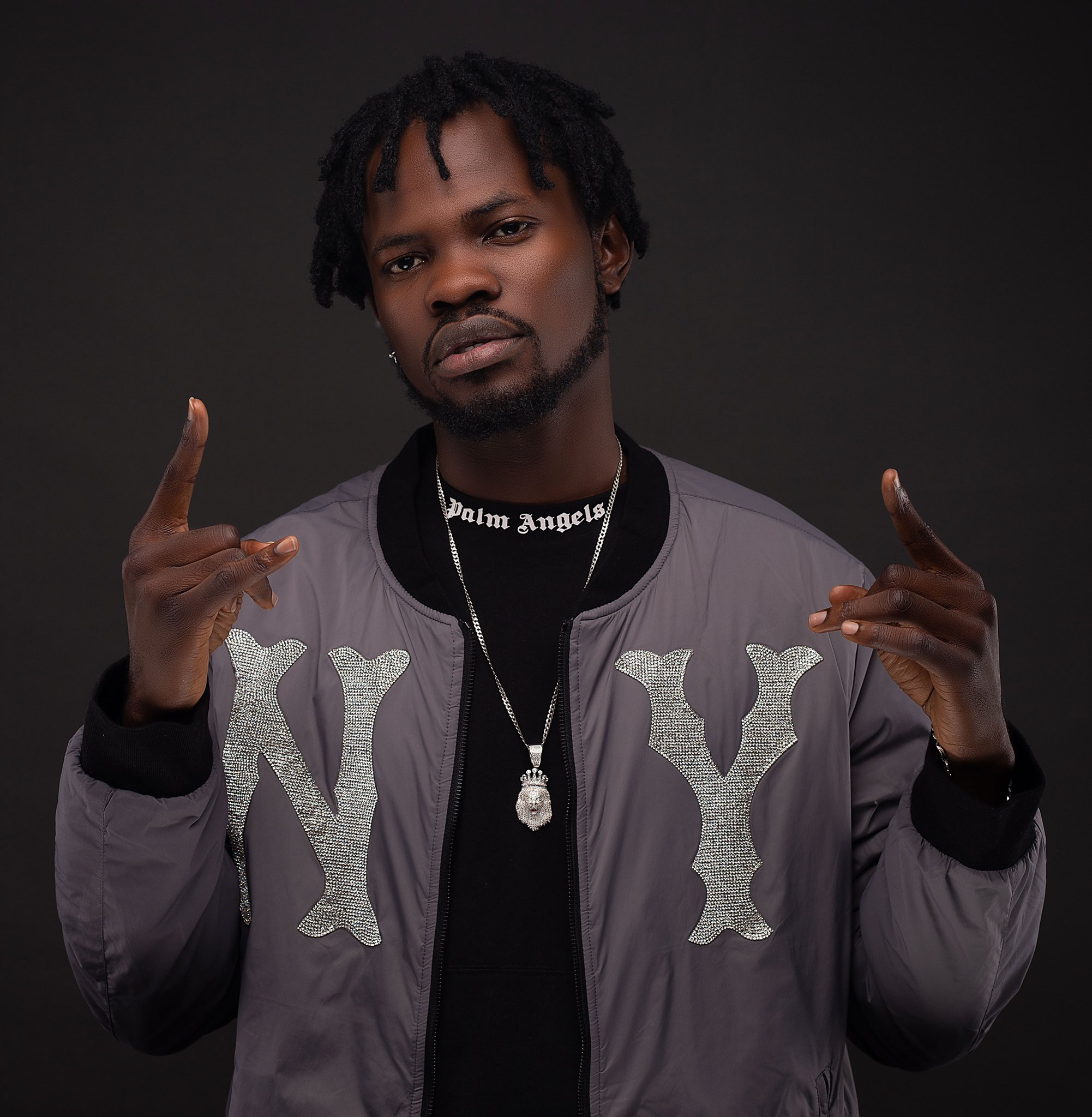 Fameye Explains Why He Mostly Sings About Life Experiences And Challenges People Go Through To Survive