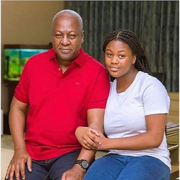 Here Are 8 Things You Should Know About Ex-President John Mahama's Daughter, Farida