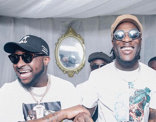 Davido Spotted Jamming To Burna Boy's '23' Which Is On His 'Twice As Tall' Album