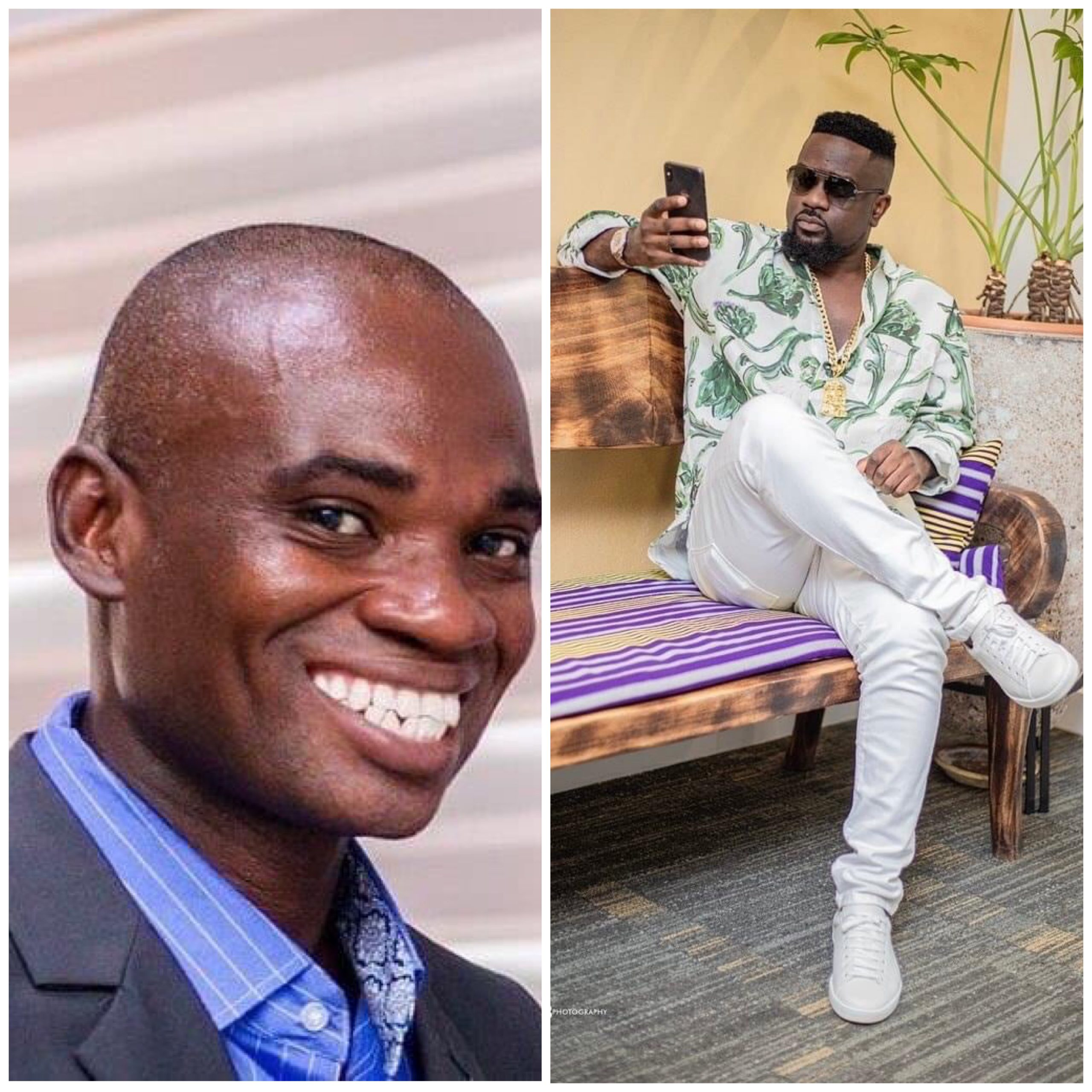 Because Of My Awards, Sarkodie Did Not Go To The VGMA - Dr Fordjour