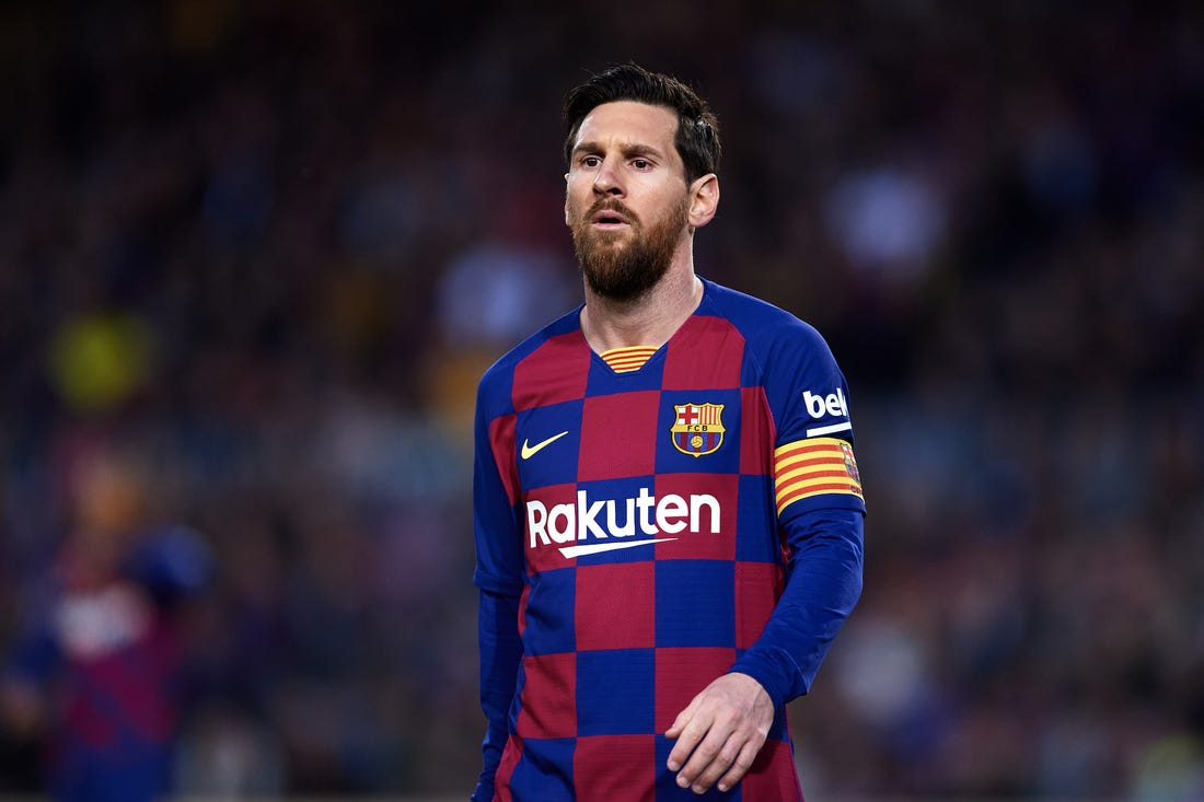 BREAKING: Lionel Messi Announces He Will Stay At Barcelona To Avoid Legal Dispute