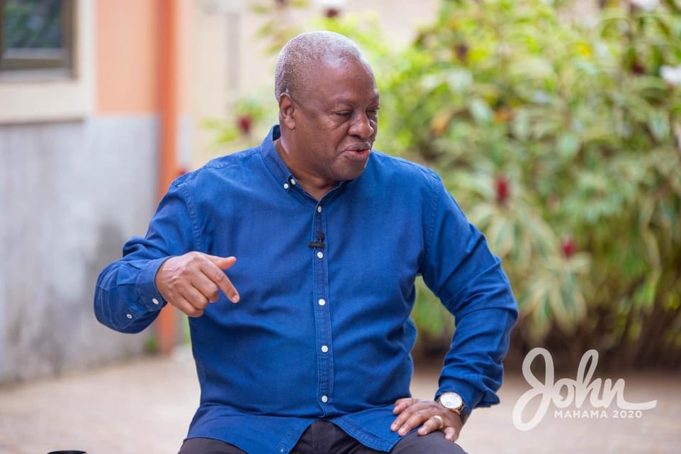 Akufo-Addo Comes Nowhere Near Me In Delivery Of Infrastructure - John Mahama