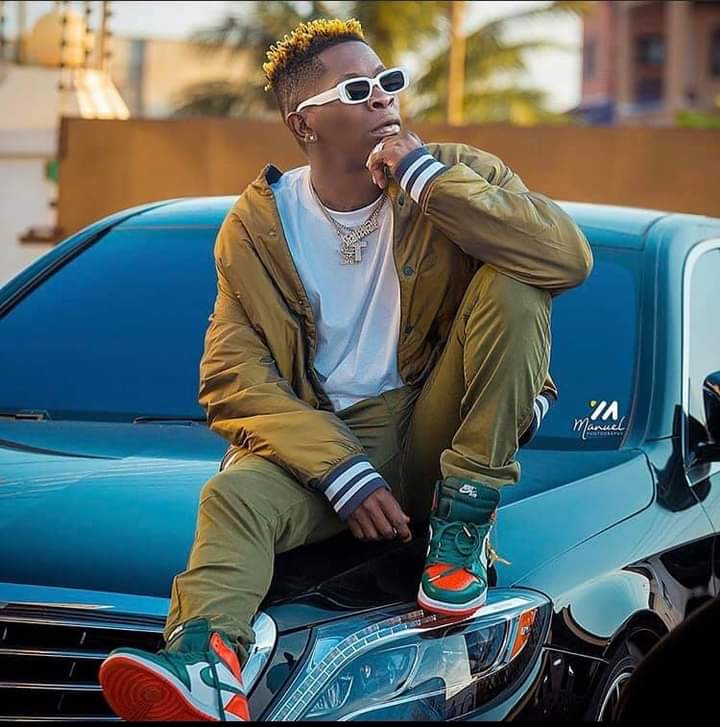 Shatta Wale Featured In GES Approved TextBook