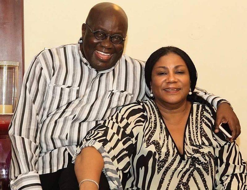 My Wife Is Not A 'Burden' So l Have Peace Of Mind To Rule This Country - President Akufo-Addo
