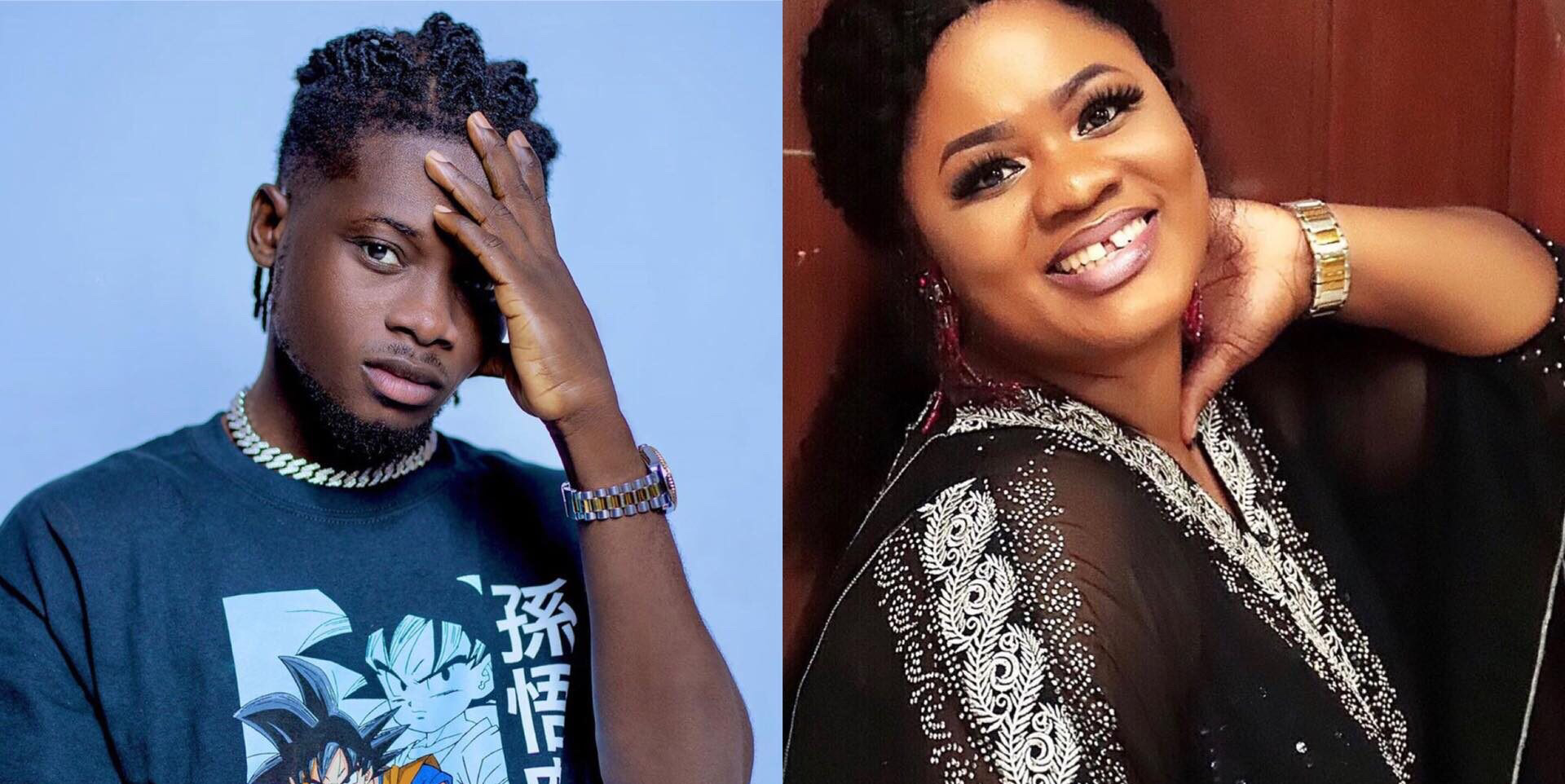 Kuami Eugene Set To Release A Song With Obaapa Christy