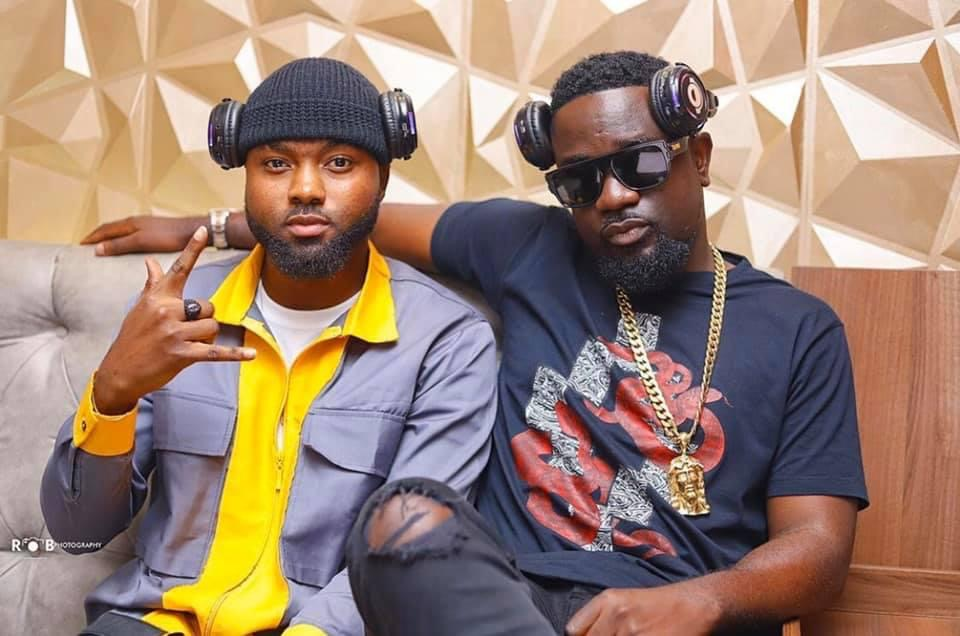 Sarkodie, Criss Waddle, Omar Sterling And More Attend Nanky's 'Remedy' Listening Session