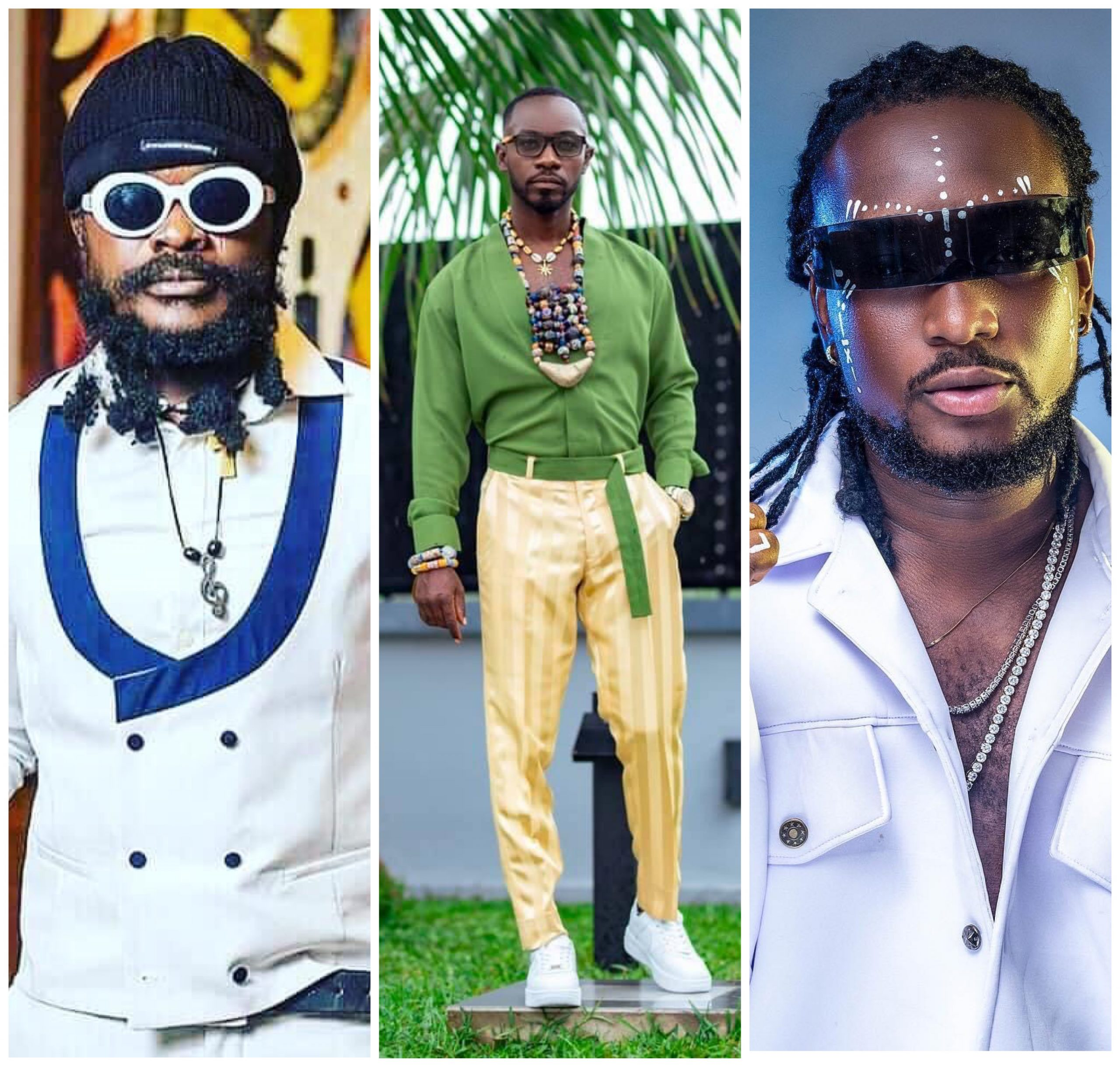 Here Is What Epixode, Okyeame Kwame, Bessa Simons And Ras Kuuku Are Saying About Who Is Winning Or Loosing The December 7 Election