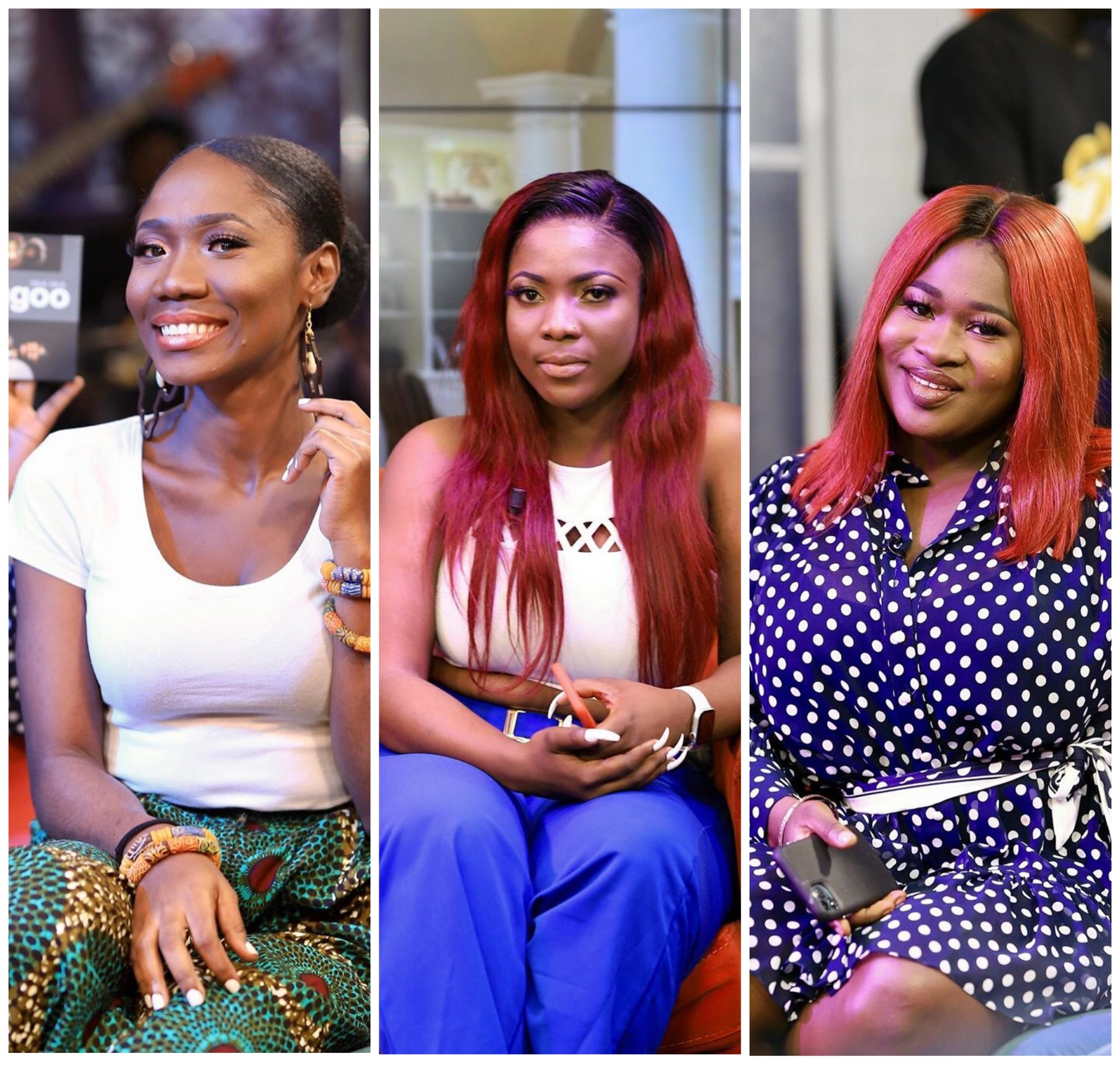 Sista Afia, Ms Forson And Yaa Yaa Talk About Their Industry Experience