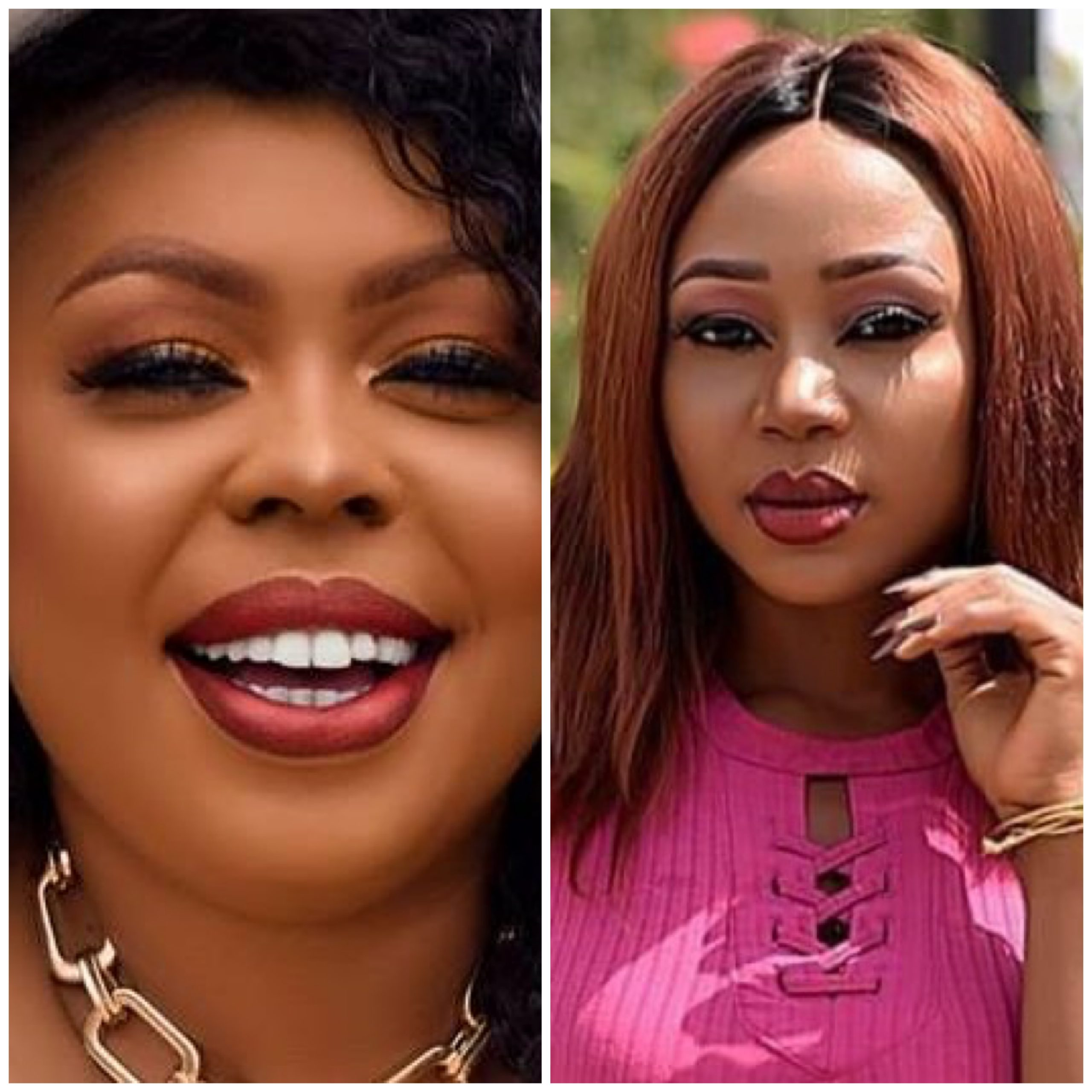 Afia Schwarzenegger Shows Off Her Beautiful Mansion And Cars To Mock Cardi B's Sister Akuapem Poloo (Video)