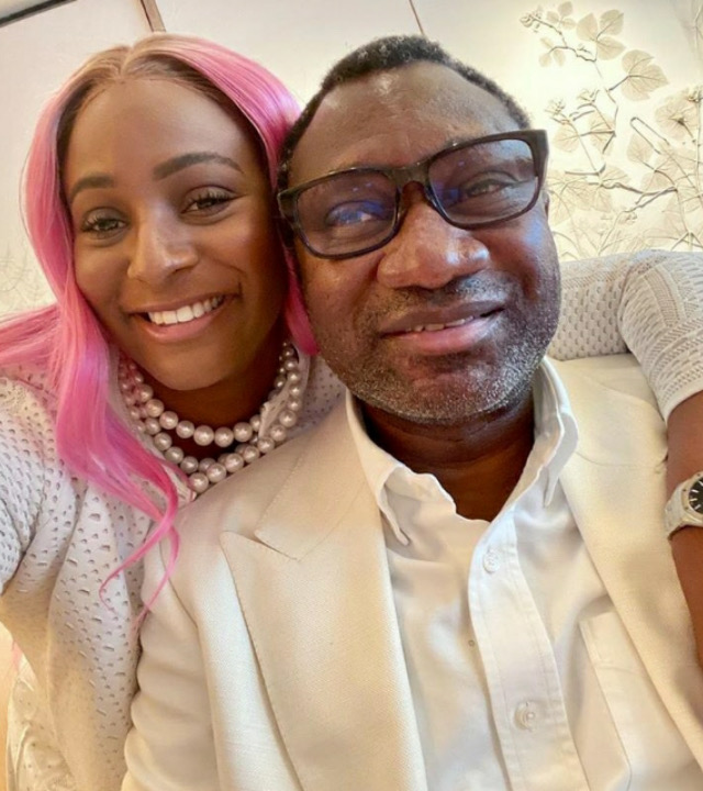 The Otedola Girls Flaunts New Toy Their Dad Just Bought For Them (Photos)