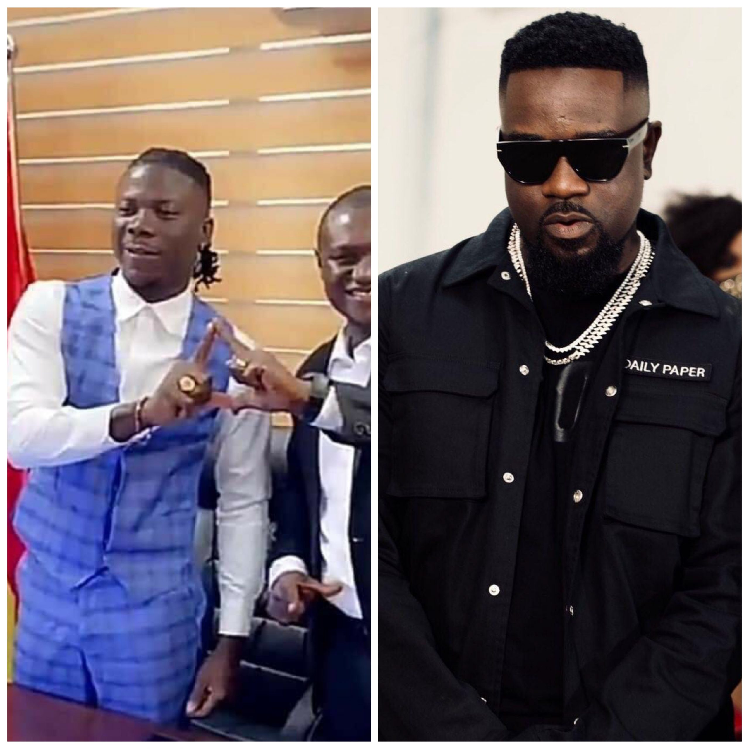 It Is Alleged That Sarkodie Should be Brand Ambassador For Tecno Mobile Not Stonebowy (Video)