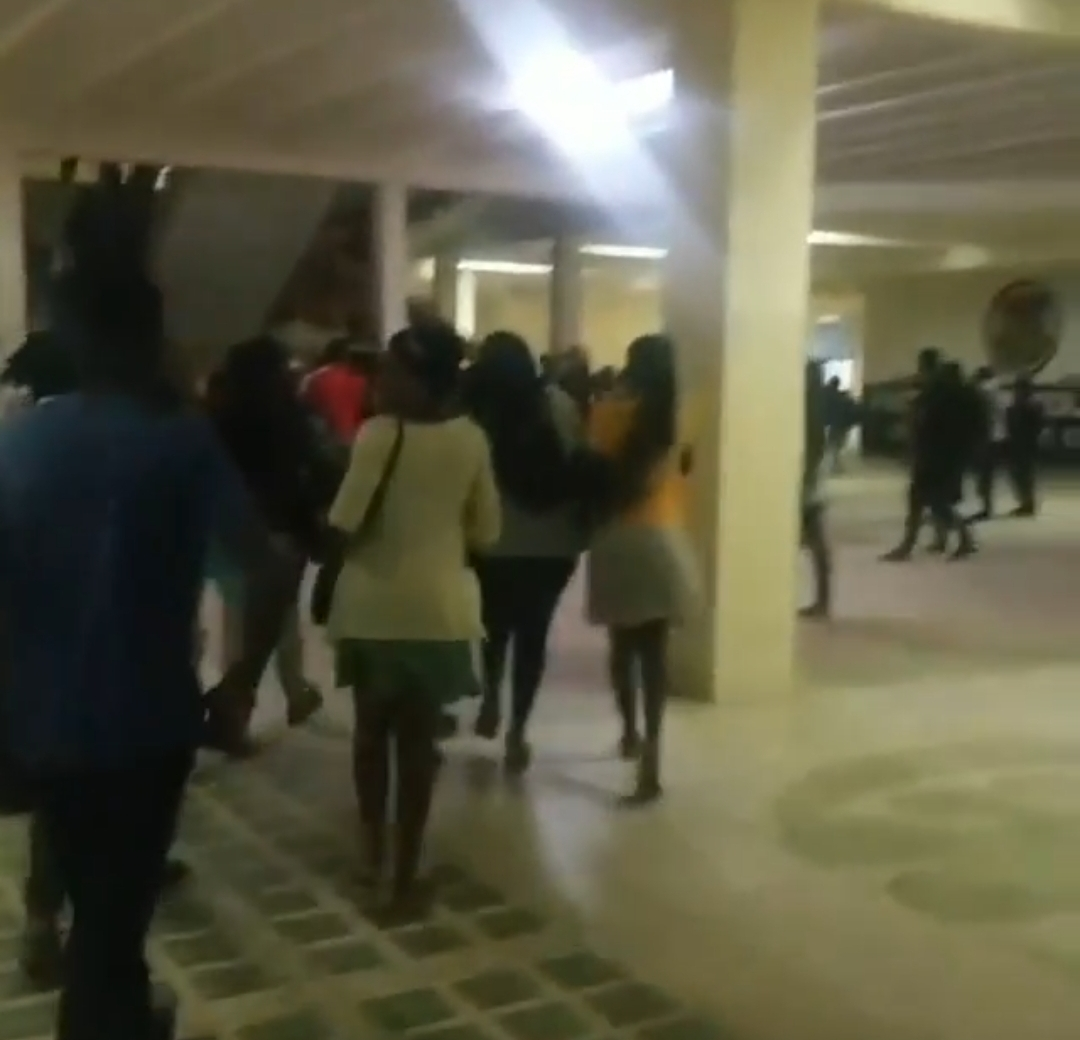 Social Media Reacts As Armed Robbers Attack Students Of University Of Cape Coast