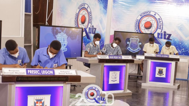 Presbyterian Boys Senior High School Are Winners Of National Science And Maths Quiz 2020