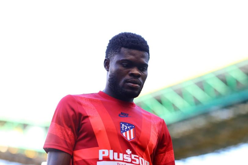 Thomas Partey Lands A Contract With English Arsenal - See Details