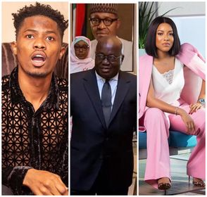 Joselyn Dumas, Yvonne Nelson, Kwesi Arthur Other Celebs Urge President Akufo-Addo To Speak On #EndSars