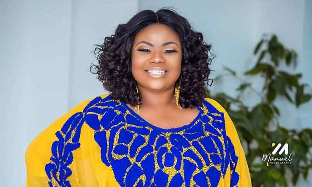 Partners Of Gospel Musicians Must Learn To Be More Romantic To Their Artiste-Partners After Their Long Day Of Work - Empress Gifty