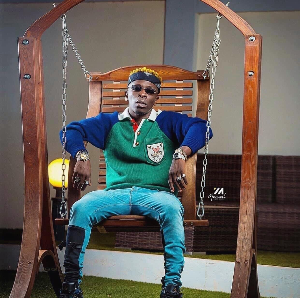"""We Need To Unite And Fight Systems That Fight Against Us"" - Shatta Wale On Gaming Commission Banning Celebrities From Endorsing Betting Companies"