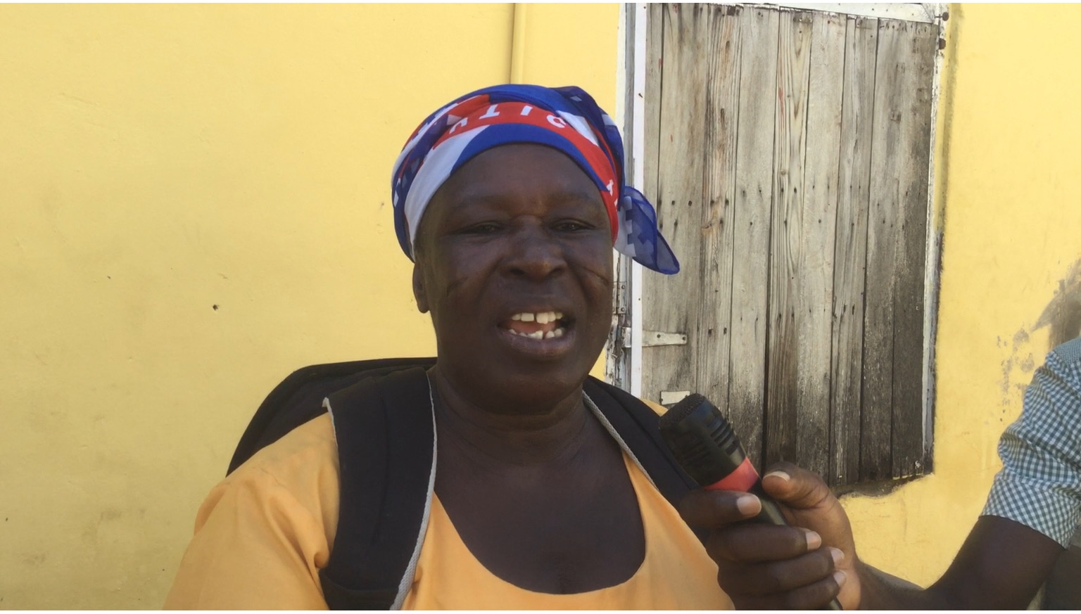 Meet 65-Year-Old Ivy Abban Who Is A Full Campaigner For 4MoreForNana And Free SHS