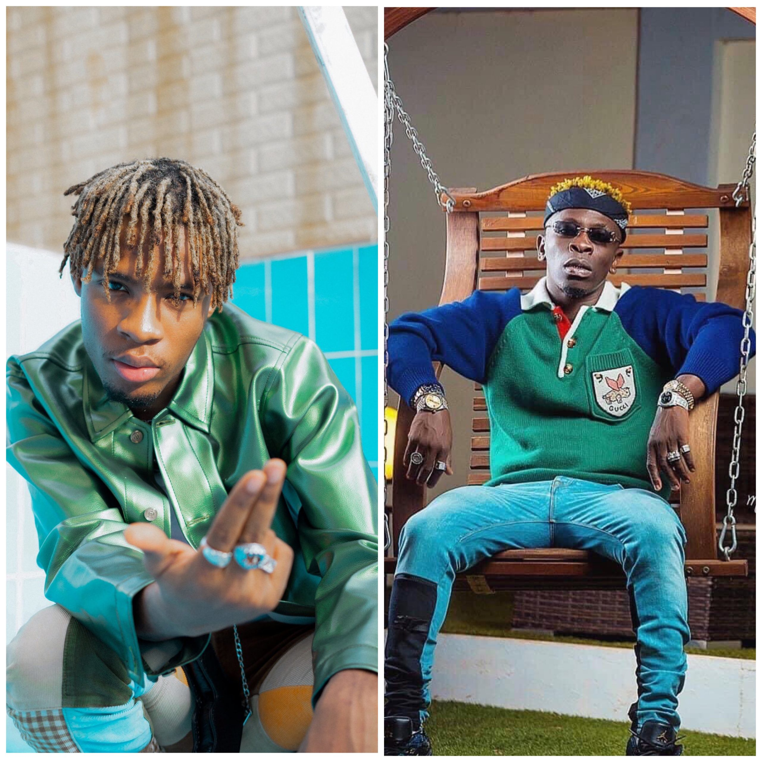 """Shatta Wale Is My Favorite Artiste In Ghana, l Have A Hook For Him On My Song"" - Nigerian Icon Joeboy"