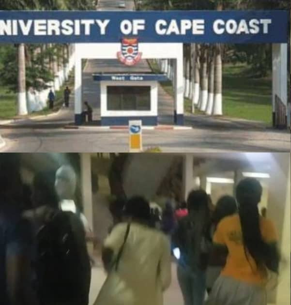 UCC Robbery Attack A Prank? Police Investigations Underway