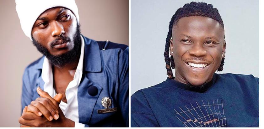'I'm Not Featuring Stonebwoy Because I Feel Through Him I Will Become Big' - Iwan Tells Stonebwoy