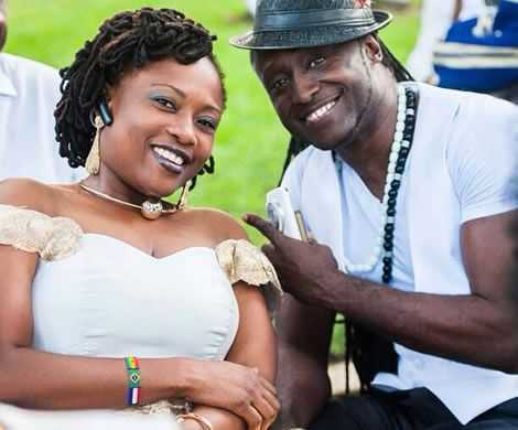 Reggie Rockstone Shares How He Met His Wife